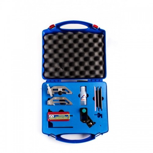 Trigon Service Box 2  Professionelle Service Box für Ski Tuning und Service