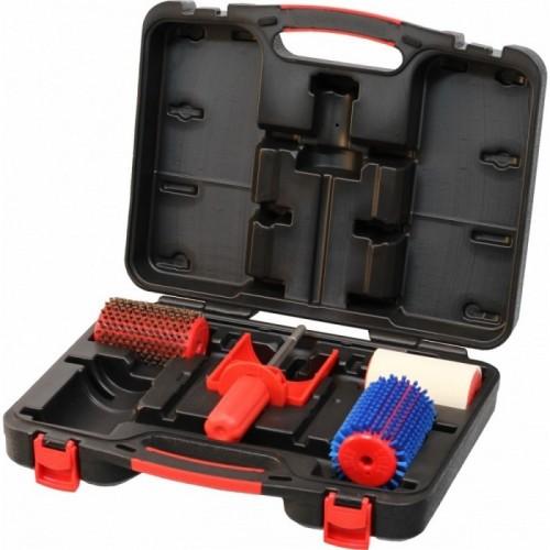 Alpine Roto Brush Box Swix Skiwachs (BUERSTEN)