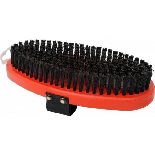 Oval Steel Brush Swix Skiwachs (BUERSTEN)