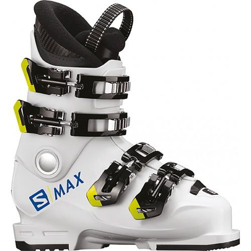 Ski Schuhe S/MAX 60T L White/Acid Green