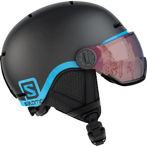 Helm GROM VISOR Black/Universal/Uni