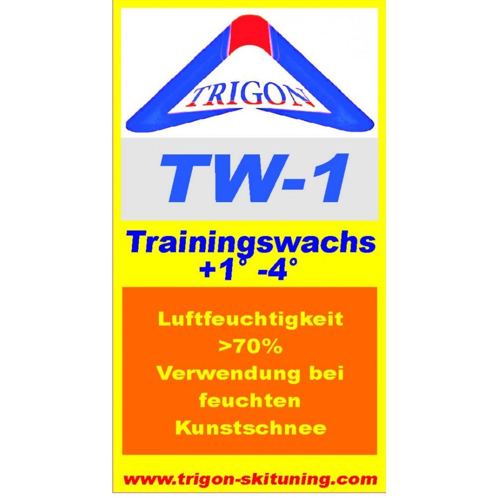 TW1 Trainingswachs | 1° bis -4°