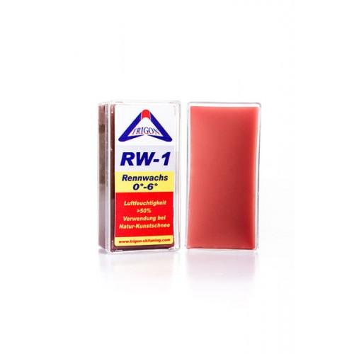 Rennwachs RW1  0 Grad  -6 Grad 150g